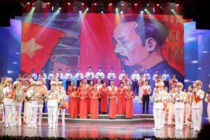 Chương trình 'Giai điệu Tổ quốc' kỷ niệm ngày thống nhất đất nước