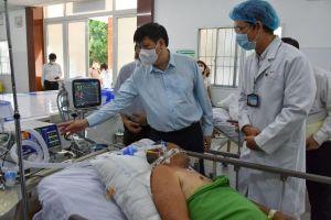 Bộ trưởng Nguyễn Thanh Long: Khẩn trương đưa BVĐK TW Cần Thơ thành bệnh viện hạng đặc biệt vào năm 2023