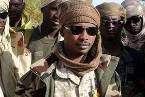 Tổng thống Cộng hòa Chad tử trận