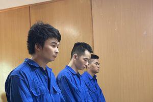 Xử vụ nổ súng cướp tiệm vàng tại Hóc Môn giữa ban ngày