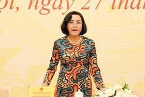 Trưởng ban Công tác đại biểu trả lời về ứng cử viên đại biểu Quốc hội Nguyễn Quang Tuấn