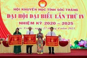 Đại hội Hội Khuyến học tỉnh Sóc Trăng lần thứ IV, nhiệm kỳ 2020-2025