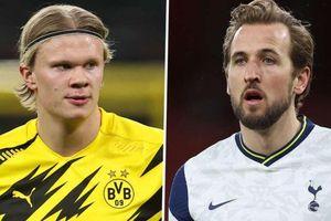 Kane và Haaland có thể đến Manchester hè này