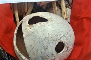 Người phụ nữ bị phạt 5 triệu đồng vì chôn mộ giả