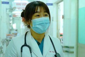 Nữ bác sĩ Bệnh viện Chợ Rẫy được Forbes Việt Nam vinh danh