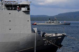 Tàu ngầm Indonesia chìm có thể do sóng ngầm