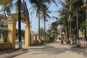 Xã Yên Sở, huyện Hoài Đức: Được công nhận tiêu chí Nông thôn mới nâng cao