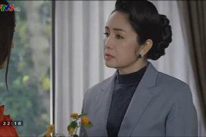 'Hướng dương ngược nắng' tập 60: Bà Bạch Cúc vặn hỏi Ngọc về lý do làm ở quán cà phê