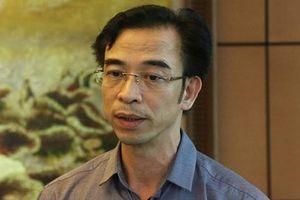 Quốc hội thông tin về ứng viên ĐBQH Nguyễn Quang Tuấn