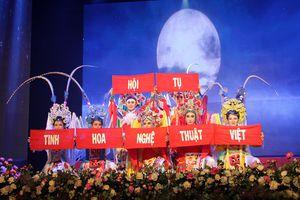 Đặc sắc chương trình 'Hội tụ tinh hoa nghệ thuật Việt'