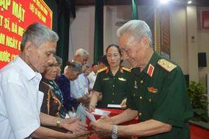 Gặp mặt đại biểu gia đình liệt sĩ, Bà mẹ Việt Nam anh hùng trên địa bàn tỉnh Quảng Nam