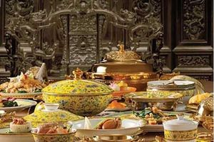 Sự thật về những món ăn trên bàn tiệc của vua quan Minh triều