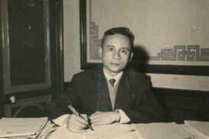 GS. Lê Văn Thiêm - người từ bỏ hào quang trời Tây về nước cống hiến cho tổ quốc