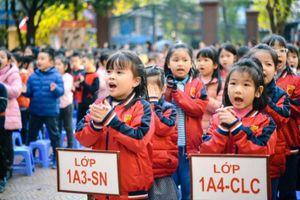 Hà Nội: Giảm nhiệt tuyển sinh đầu cấp