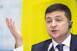 Tổng thống Ukraine tuyên bố dự định sử dụng lò phản ứng hạt nhân tối tân
