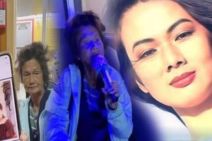 Thúy Nga ngỡ ngàng khi ca sĩ Kim Ngân hát, nhận ra tất cả ảnh thời trẻ của mình