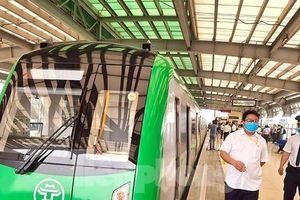 Bộ Giao thông đề nghị nghiệm thu đường sắt Cát Linh – Hà Đông để khai thác từ ngày 1/5