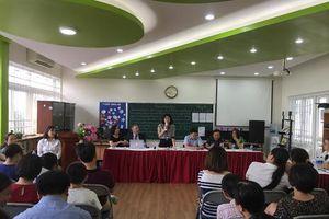 Phòng Giáo dục Cầu Giấy nói gì về gợi ý của Phó giám đốc Phạm Xuân Tiến?