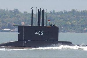 Điện chia buồn tàu ngầm KRI Nang-ga-la 402 của In-đô-nê-xi-a gặp nạn