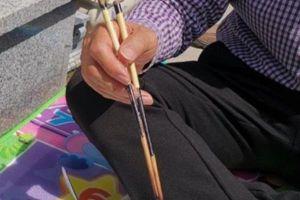 Con gái nhờ cộng đồng mạng tìm giúp đôi đũa kỷ vật của bố