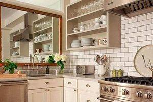 6 lỗi phong thủy nhất định phải tránh trong nhà bếp