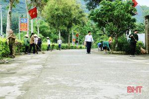 Người dân miền núi Hà Tĩnh nô nức hướng về ngày hội non sông