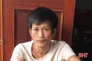 Bắt đối tượng chuyên bán ma túy cho con nghiện tại TP Hà Tĩnh