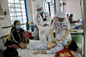 Số ca mắc tay chân miệng ở An Giang tăng cao, một trường hợp tử vong