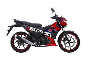 Suzuki Raider R150 phiên bản thể thao đặc biệt giá 49,99 triệu tại Việt Nam, cạnh tranh với Yamaha Exciter