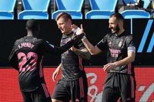 Đội hình 'siêu khủng' kết hợp giữa Real với Chelsea: Chủ nhà áp đảo