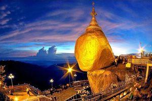 Đất nước của những ngọn tháp vàng