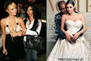 Kanye West và cuộc 'đại trùng tu' thay đổi cuộc đời Kim Kardashian: Đưa vợ từ chân chạy việc đến tỷ phú nắm cả đế chế 46.000 tỷ