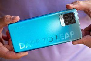 Realme 8 Pro với chip S720G, RAM 8 GB, sạc 50W, camera 108 MP chốt giá 8,69 triệu tại Việt Nam