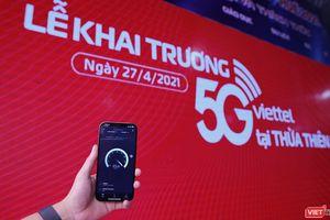 Viettel chính thức cung cấp dịch vụ 5G tại Thừa Thiên Huế