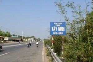Heavy traffic congestion affecting Tay Ninh province