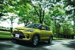 Xe gầm cao cỡ nhỏ Toyota Raize sắp ra mắt, giá chỉ từ 230 triệu đồng