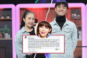 Giữa drama chia tay của Đạt G, Hương Hàm xuất hiện tố Du Uyên từng nhiều lần cắm sừng bạn trai