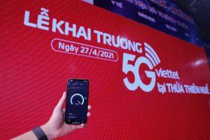 Người dùng iPhone tại Việt Nam đã có thể sử dụng 5G