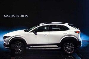 Mazda CX-30 chạy điện ra mắt tại Trung Quốc