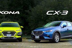 'Tân binh' Mazda CX-3 có gì để cạnh tranh với Hyundai Kona?
