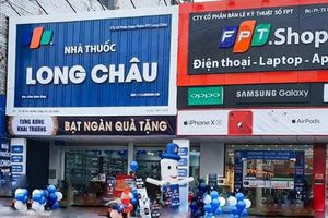 FPT Retail: Chuỗi Long Châu mang về 582 tỷ đồng doanh thu trong quý I