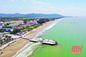 Về với Khu du lịch biển Ánh Phương - khám phá vẻ đẹp mới lạ, hoang sơ của biển xứ Thanh...