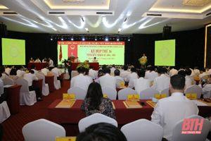 HĐND tỉnh Thanh Hóa khóa XVII tổng kết hoạt động nhiệm kỳ 2016-2021