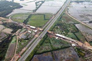 4 tuyến đường bộ được xây mới để tạo kết nối với sân bay quốc tế Long Thành