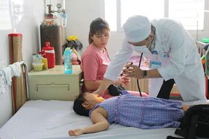 Cần Thơ: Số ca mắc tay chân miệng, sốt xuất huyết tăng