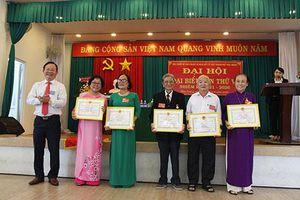 Hội Chiến sĩ cách mạng bị địch bắt, tù đày TP. Nha Trang: Đại hội đại biểu lần thứ VI, nhiệm kỳ 2021-2026
