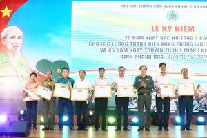 Kỷ niệm 45 năm Ngày truyền thống Thanh niên Xung phong tỉnh Khánh Hòa