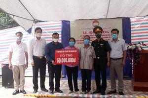 Thị xã Quảng Yên khởi công xây nhà 'Đại đoàn kết'