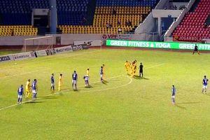 Thua Nam Định 0-1, Than Quảng Ninh mất vị trí thứ 3 vào tay đối thủ
