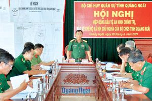 Hiệp đồng tác chiến bảo vệ bầu cử